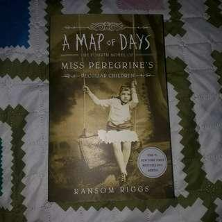 Map Of Days by Ransom Riggs
