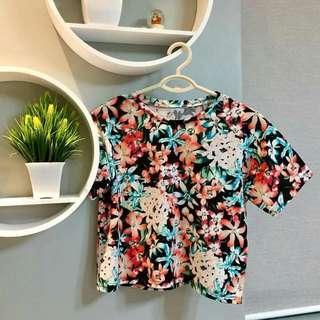 Floral top