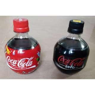 日本2010年世界盃紀念版可樂 共2支
