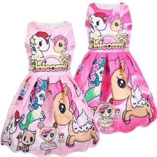 PO Unicorn Dress