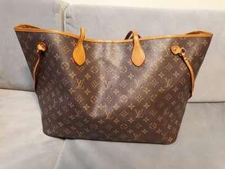 LV Neverfull Monogram GM Tote Bag