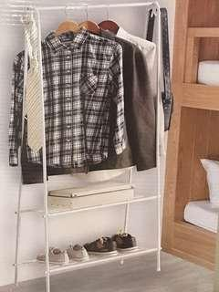 BRAND NEW | Clothes Rack with Shelves