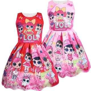 PO LOL Surprise Doll Dress