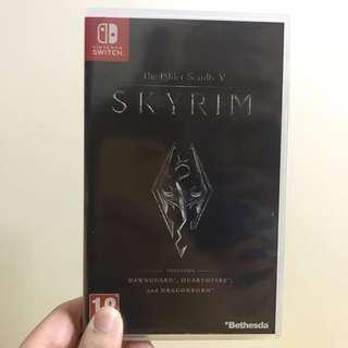 [吉盒]The Elder Scrolls V 上古卷軸 5 Switch game