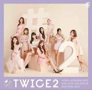 Preorder #Twice2