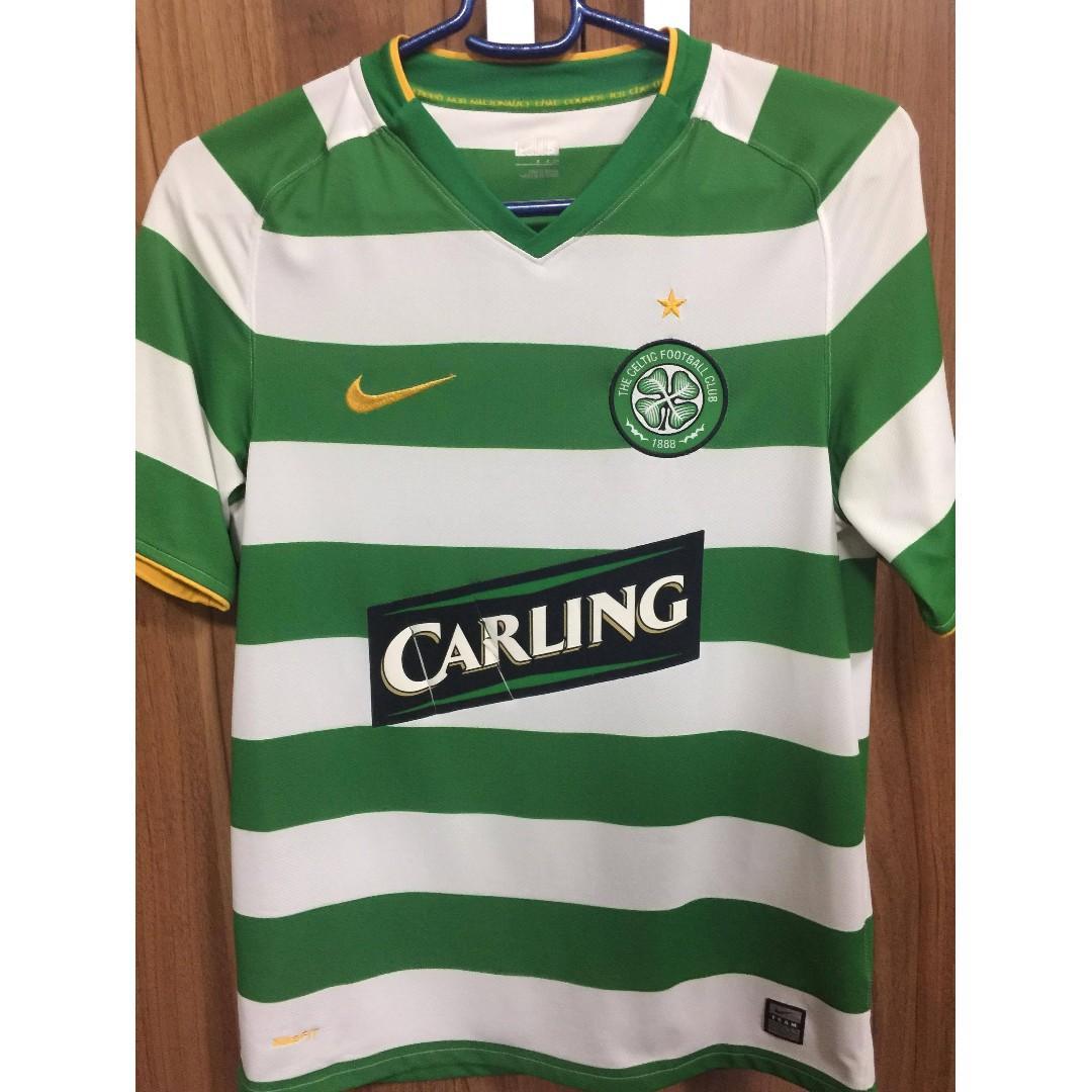 reputable site 646fa 4e404 90%OFF Nike LEGIT Celtic FC football soccer jersey SRP P3500 ...