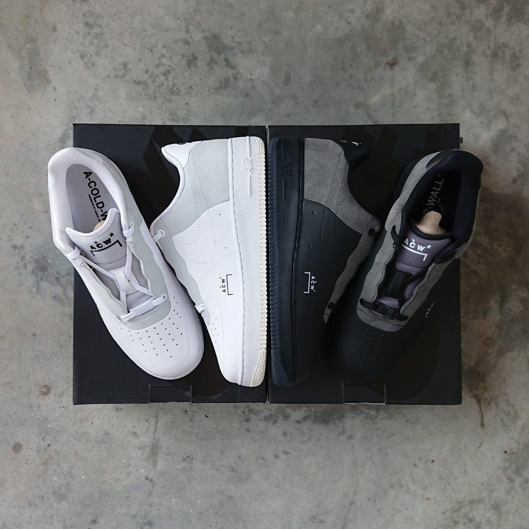 e0ea475d725 A-Cold-Wall x Nike Air Force 1 Low