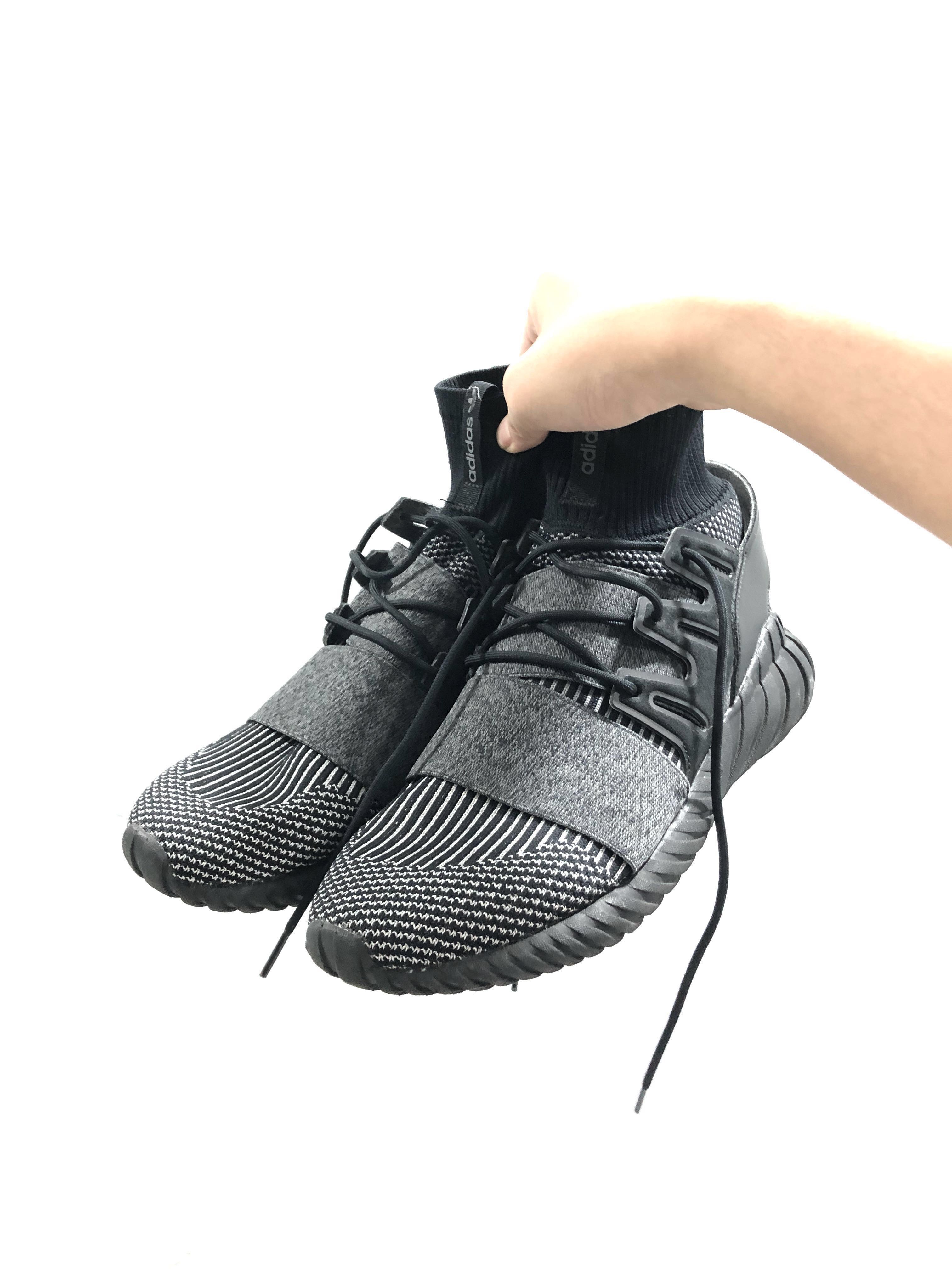 6ec54a75c2c5 Adidas Tubular Doom Triple PK Black