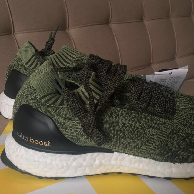 6789dc2a4775d Adidas ULTRABOOST Uncaged Tech Earth Olive