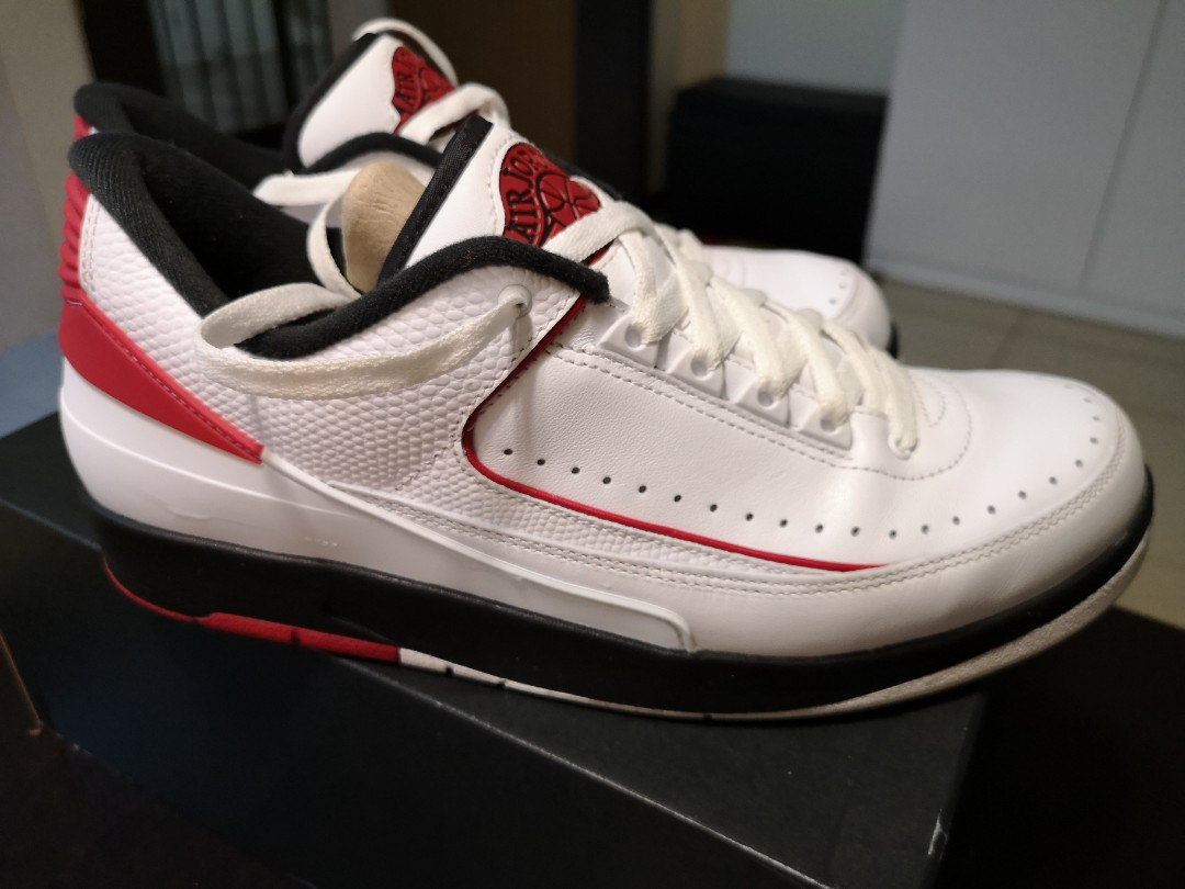 cheap for discount 3b68f 7d05b Air Jordan 2 retro low