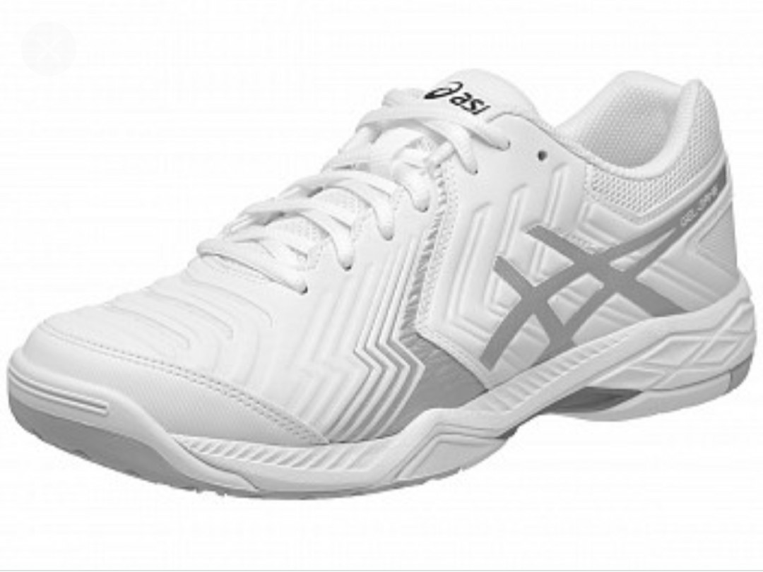 White ShoesSportsSports Asics Carousell Indoor Apparel Game 6 On Gel tsCxhrdBQ