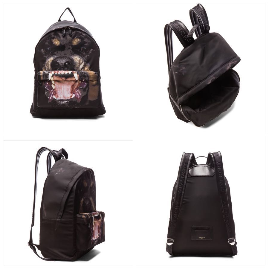 Authentic Givenchy Rottweiler Haversack Bag b190cbc97265c