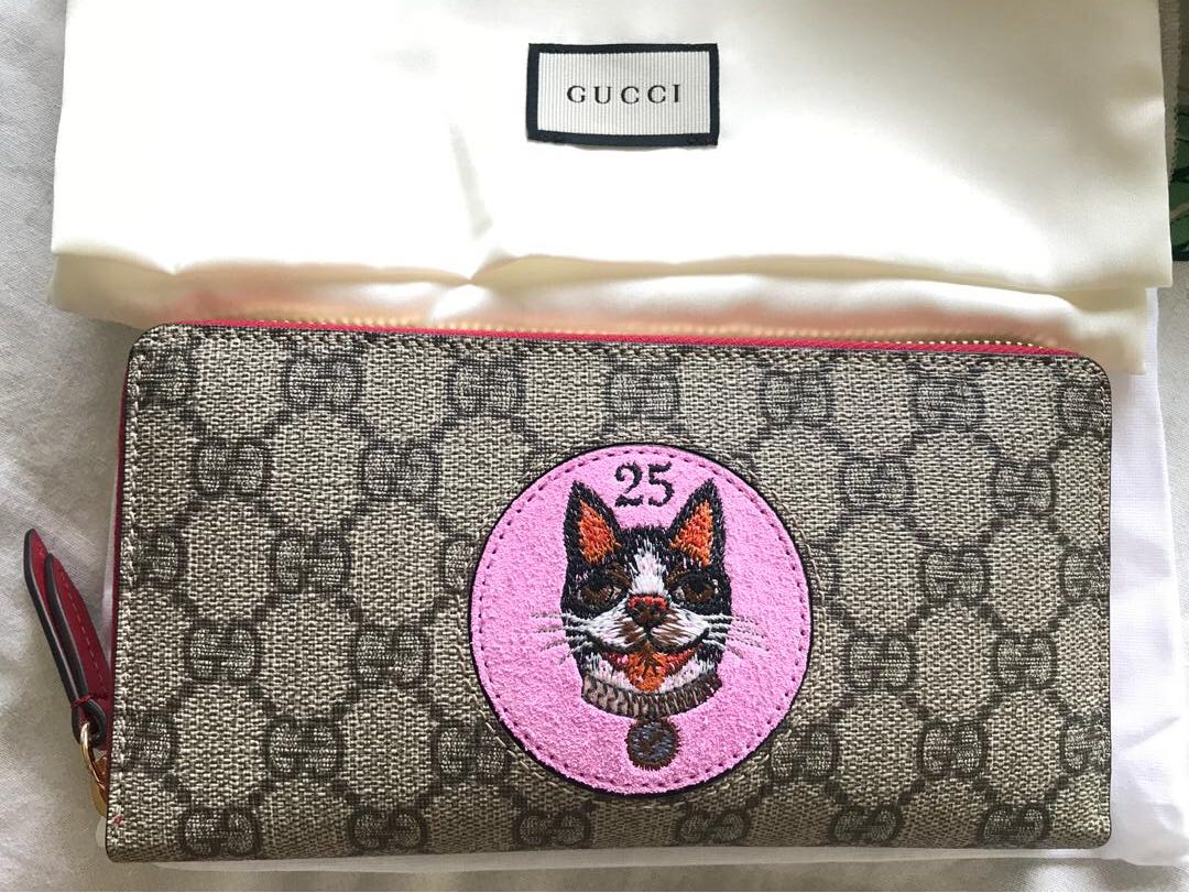 6cb8df3ee Authentic Gucci Wallet from Italy, Luxury, Bags & Wallets, Wallets ...