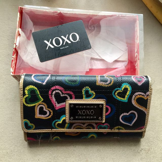 top-rated quality new arrive release date: Authentic XOXO Wallet