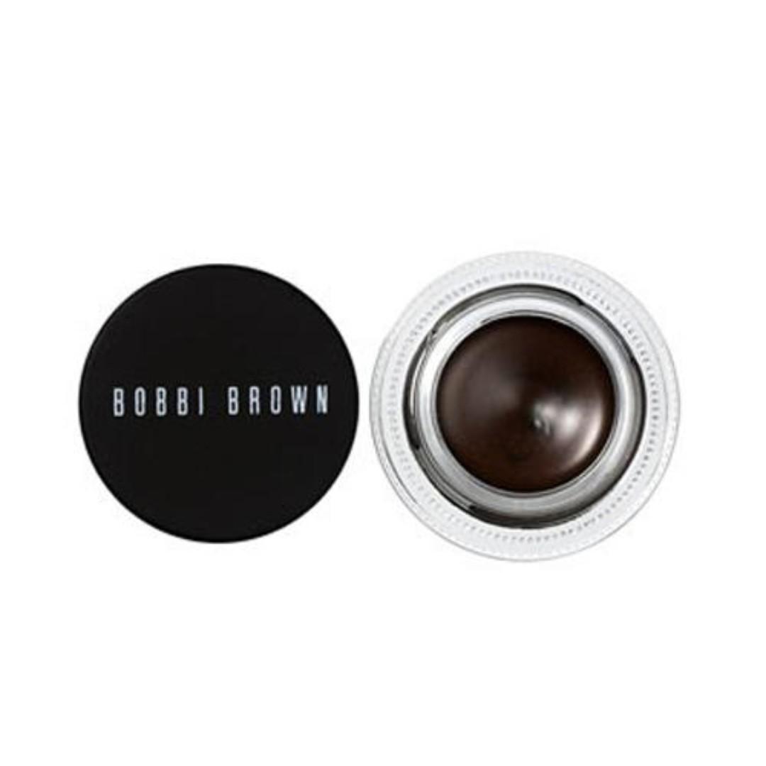 BOBBI BROWN LONG-WEAR GEL EYELINER in Sepia Ink 2. BNIB
