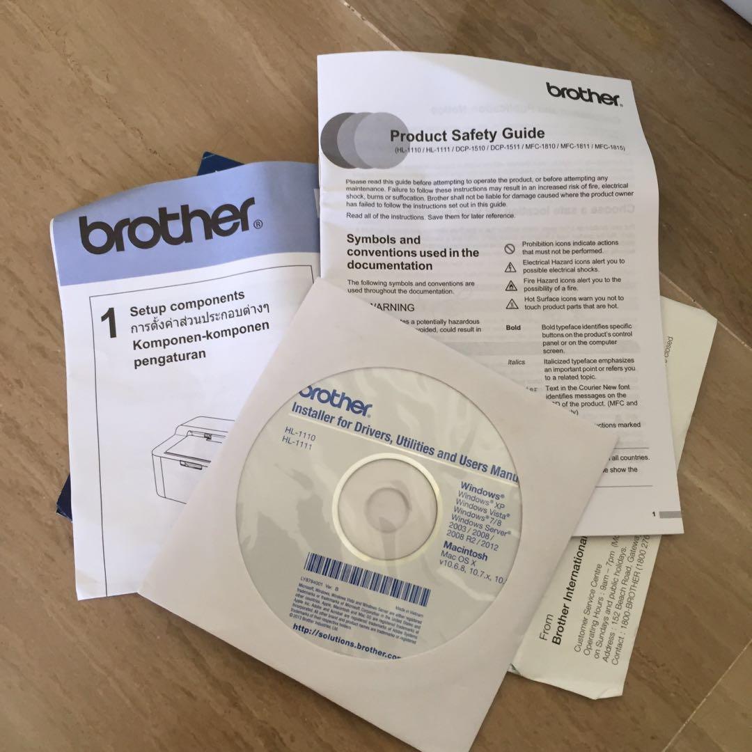 Brother Printer HL-1110