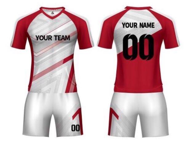 162579126 Custom Soccer Jersey Team Order