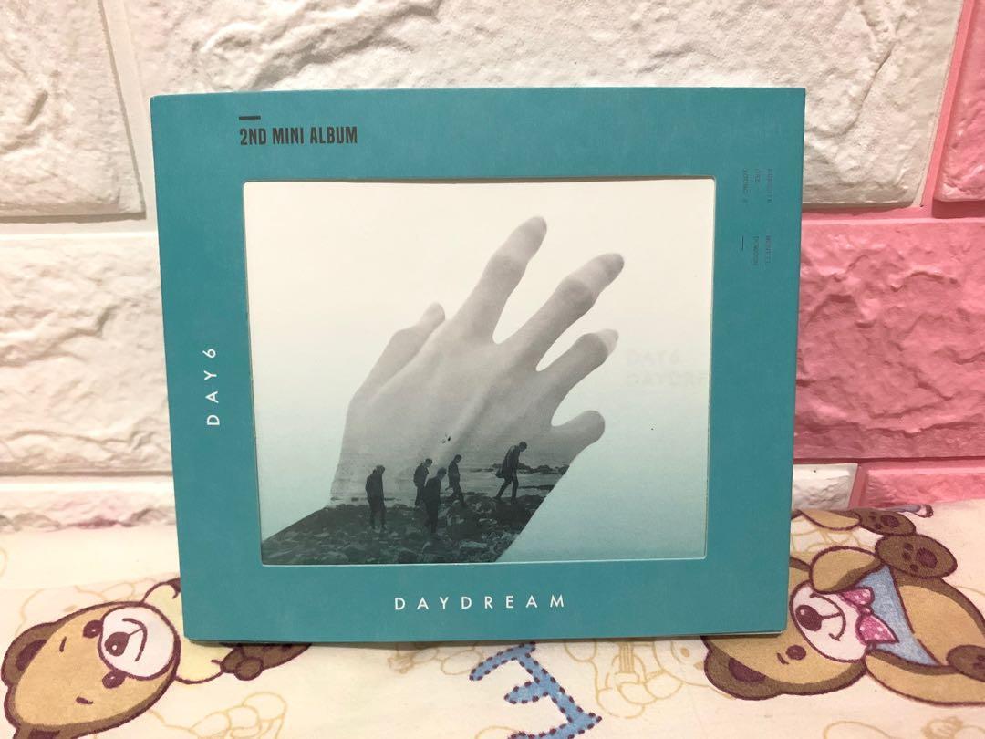 Day6 daydream dvd 台版專輯 台版