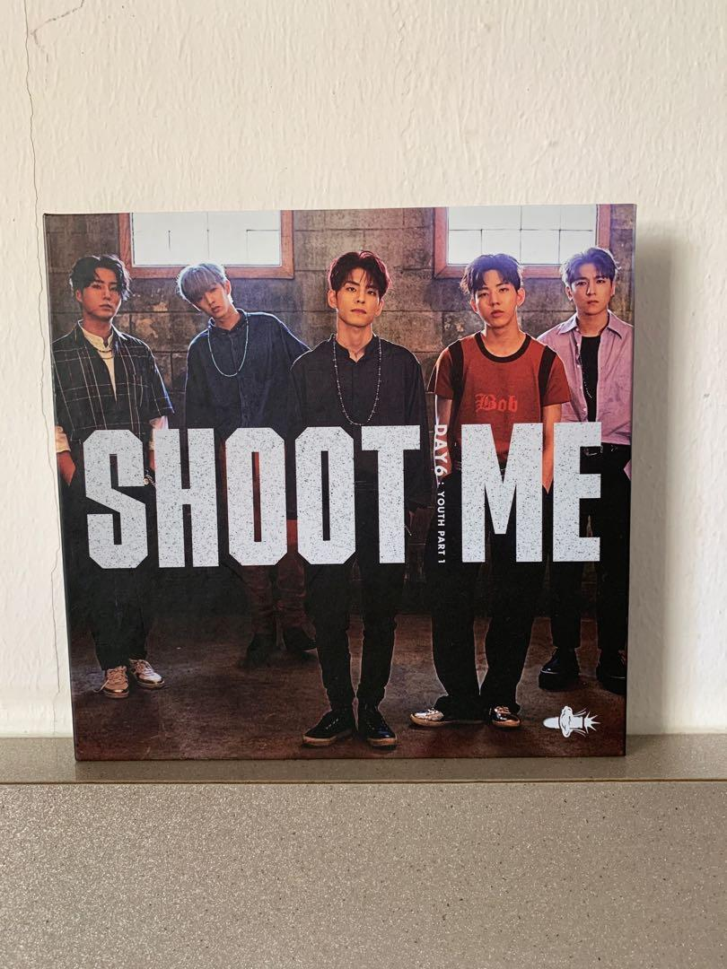 day6 shoot me album, Music & Media, CDs, DVDs & Other Media