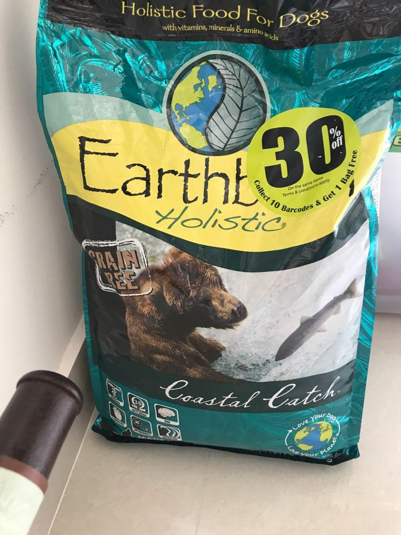 Earth Born Dog Kibbles Pet Supplies For Dogs Dog Food On Carousell