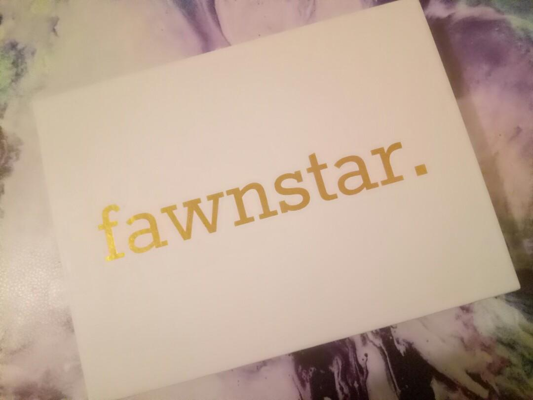 Fawnstar mini wish necklace 🌟