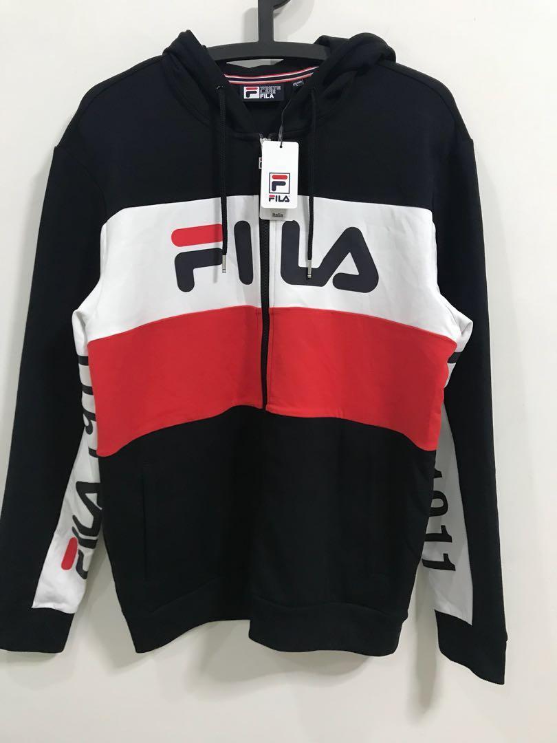 6acaeba2 Fila hoodie jacket