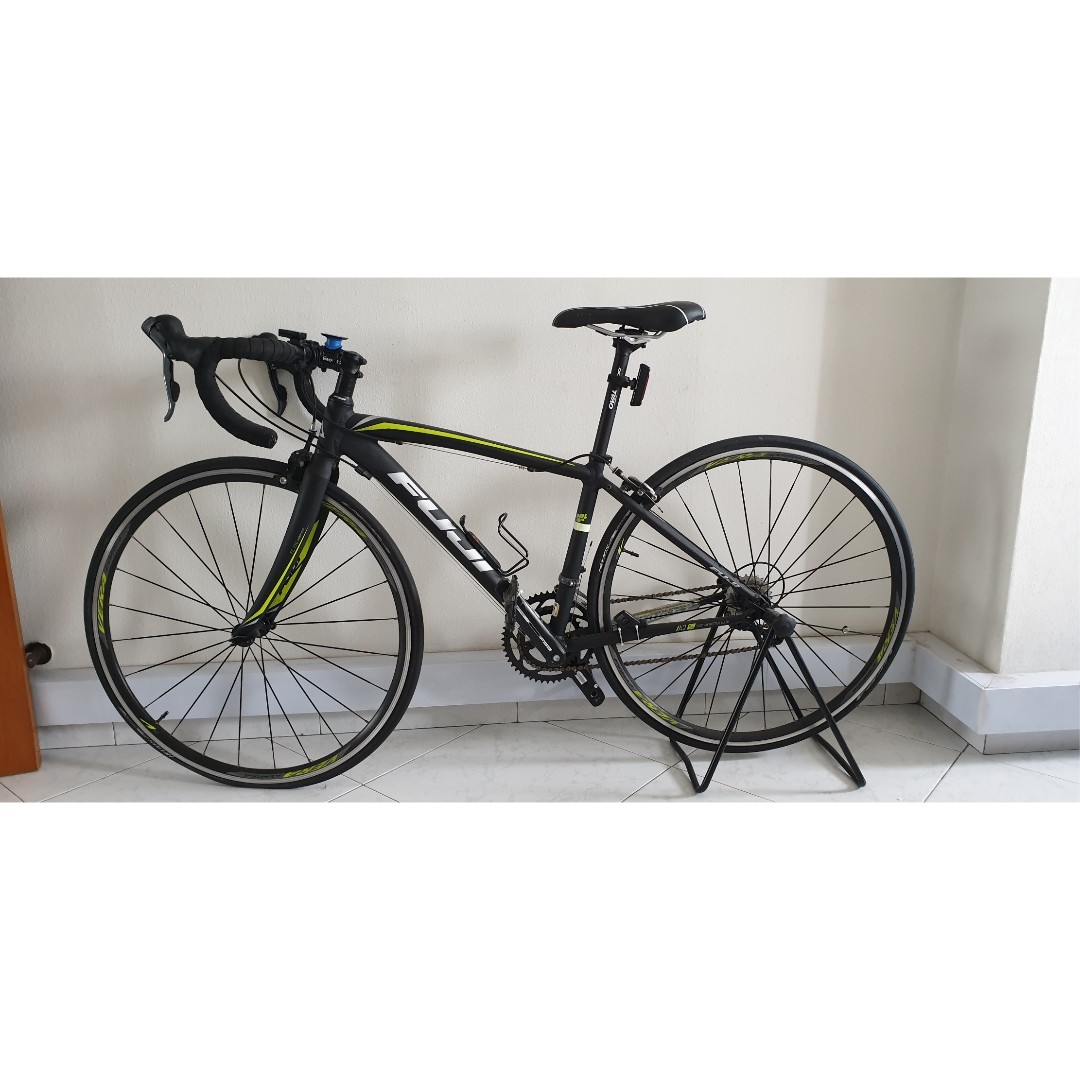 ff53a293528 Fuji Finest 2.1 2015 Women's Road Bike, Bicycles & PMDs, Bicycles ...