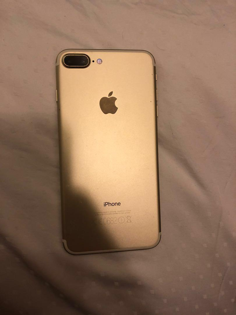 IPhone 7 Plus 256 gb used