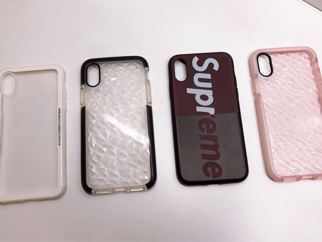 iPhone X Casings (Bundle Deal!!)