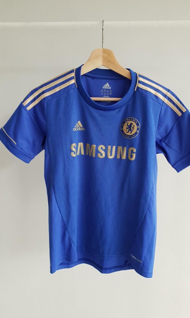 best cheap 34637 6d499 Jersey Chelsea Adidas / Baju Bola Chelsea, Babies & Kids ...