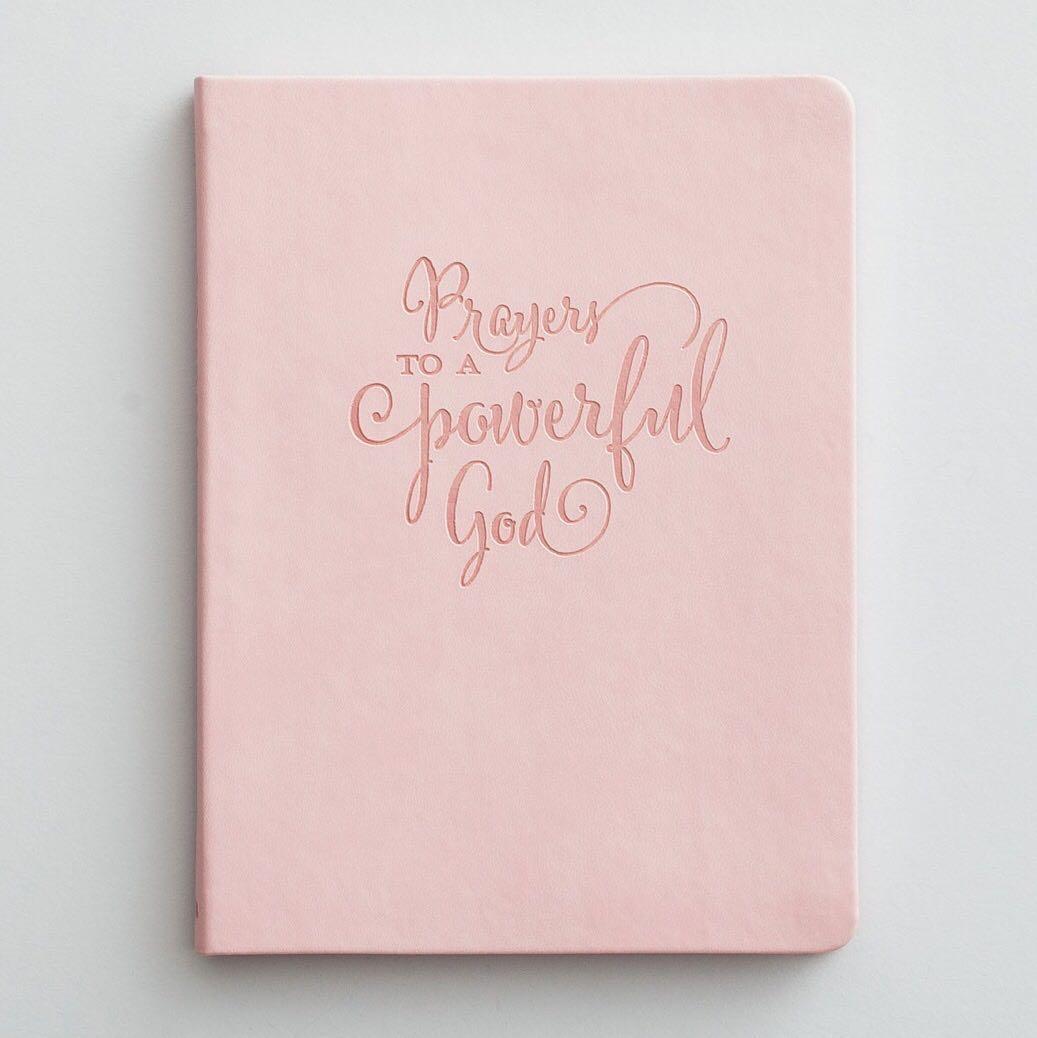 Journal - Prayers to a Powerful God
