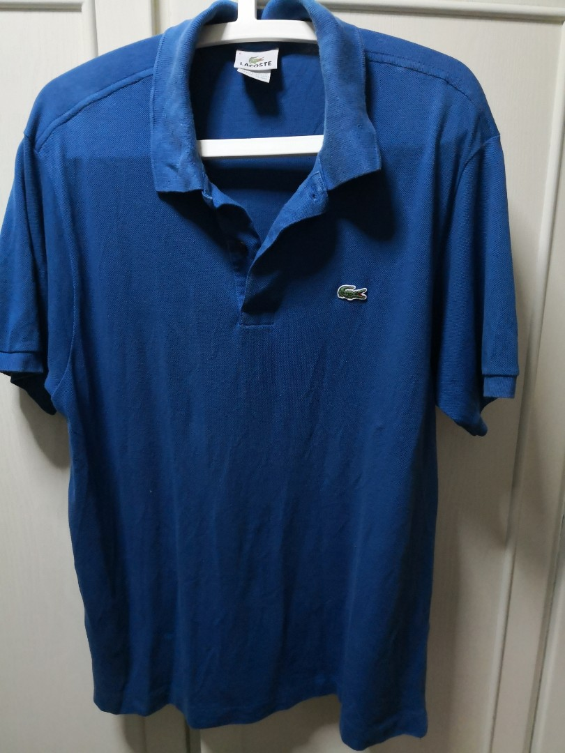 570eb6ad49d8 Lacoste polo, Men's Fashion, Clothes, Tops on Carousell