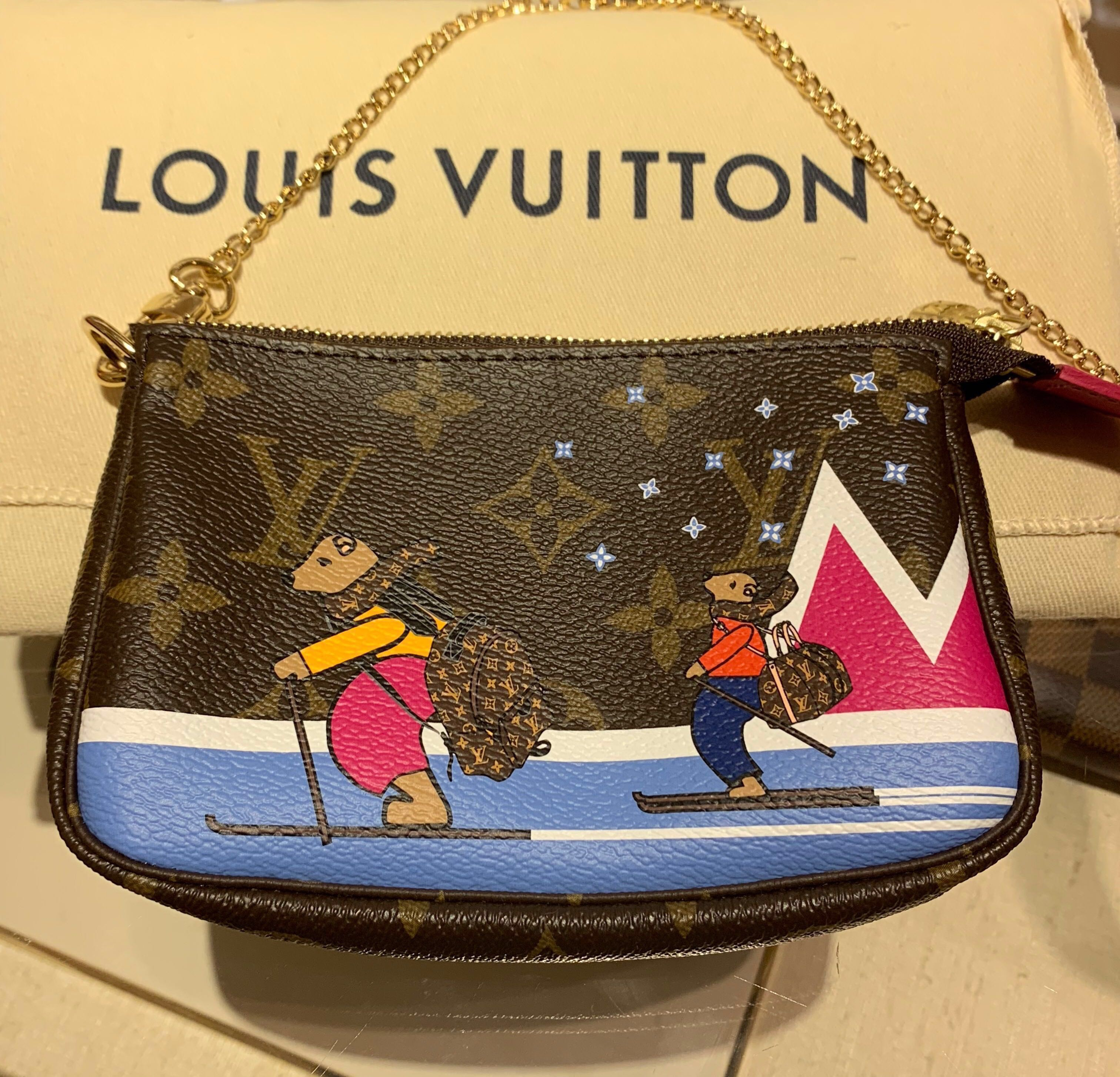 louis vuitton wallet limited edition 2018