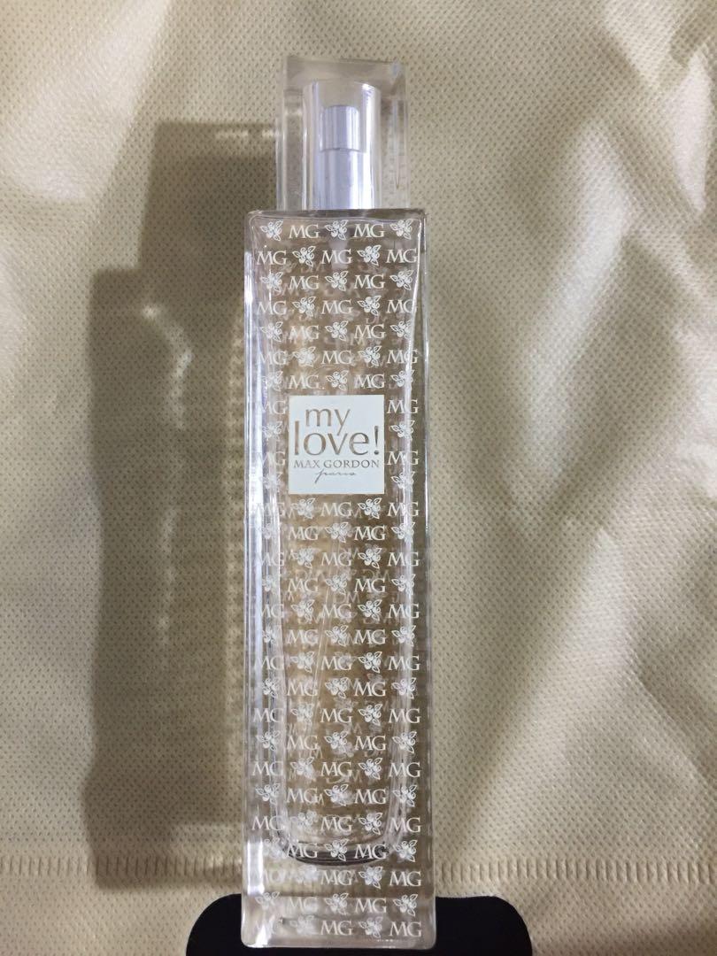 Max Gordon Perfume
