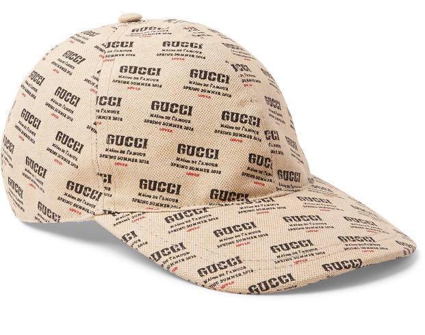501597bbf36 Men s Natural Logo-print Linen And Cotton-blend Canvas Baseball Cap ...