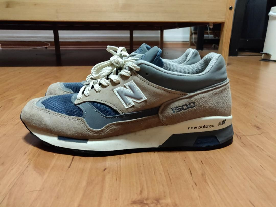 NEW BALANCE by Norse Projects 1500 Made in England Khaki