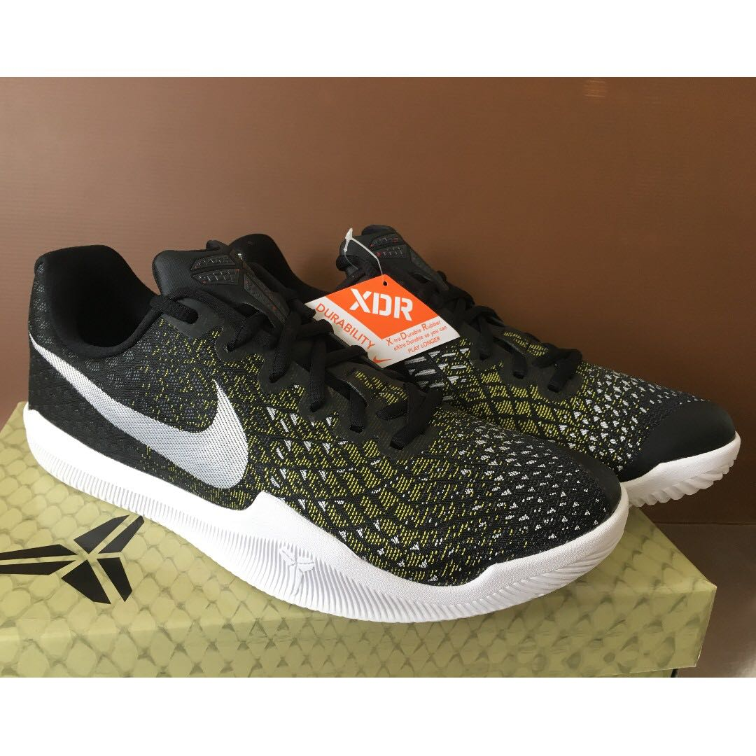 db5c06de44a5 Nike Kobe Mamba Instinct EP Basketball Shoes