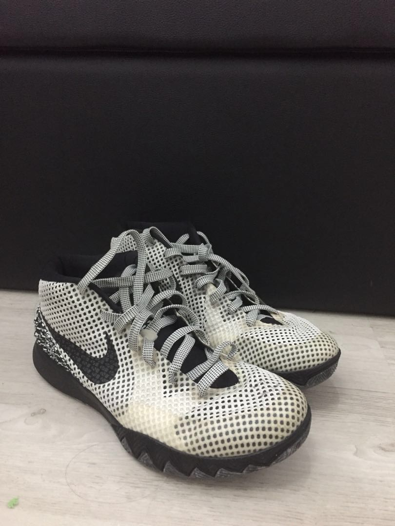 hot sale online 300c6 426a7 nike kyrie 1 bhm, Sports, Sports Apparel on Carousell