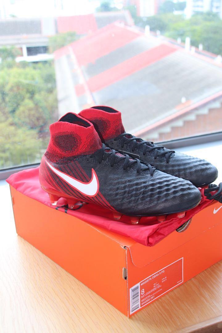 217b9e1e16d1 Nike Magista Obra 2, Sports, Sports Apparel on Carousell