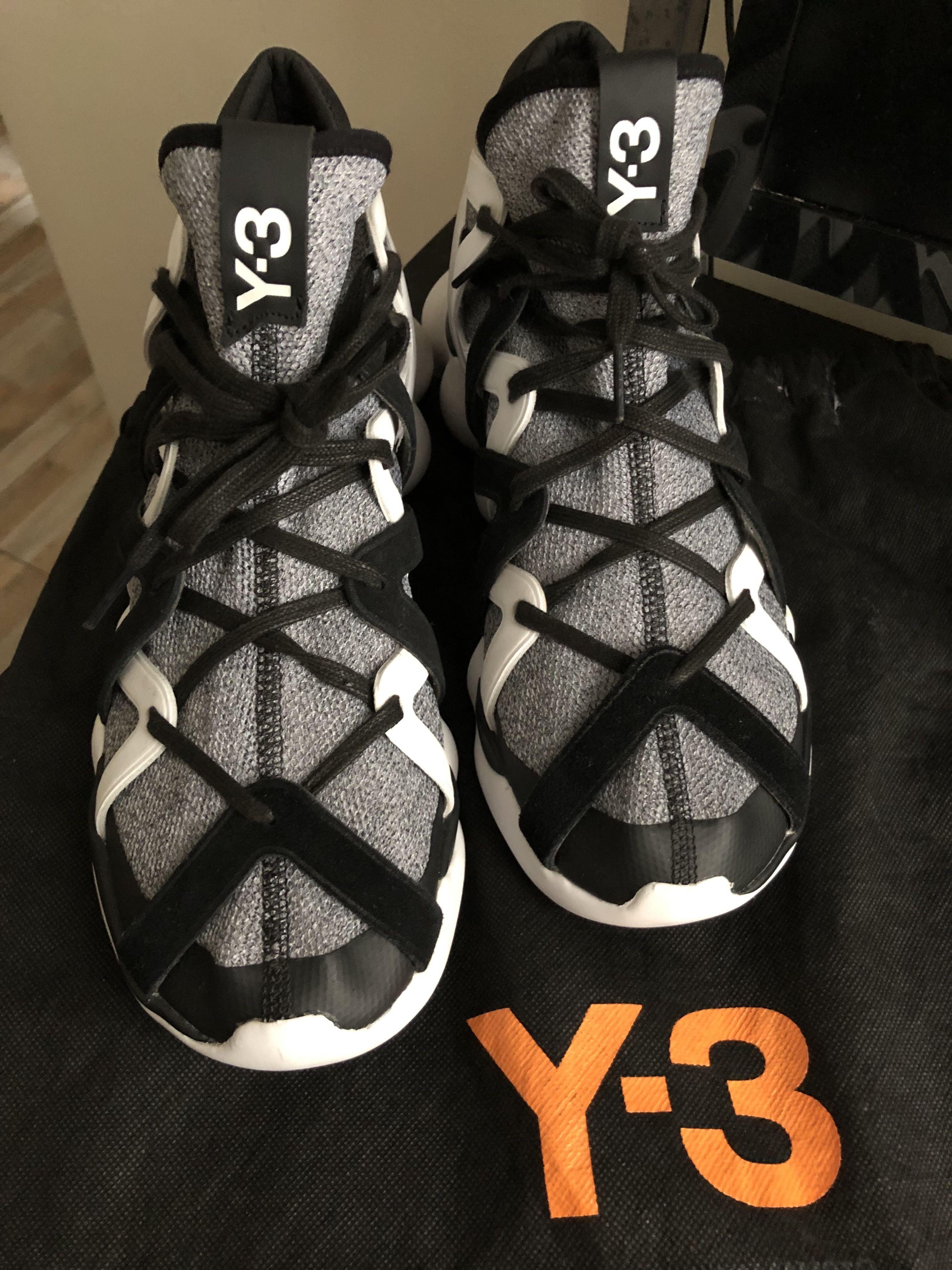 18ba49c33 Preloved Men shoes- Y3 Kyujo Low Running