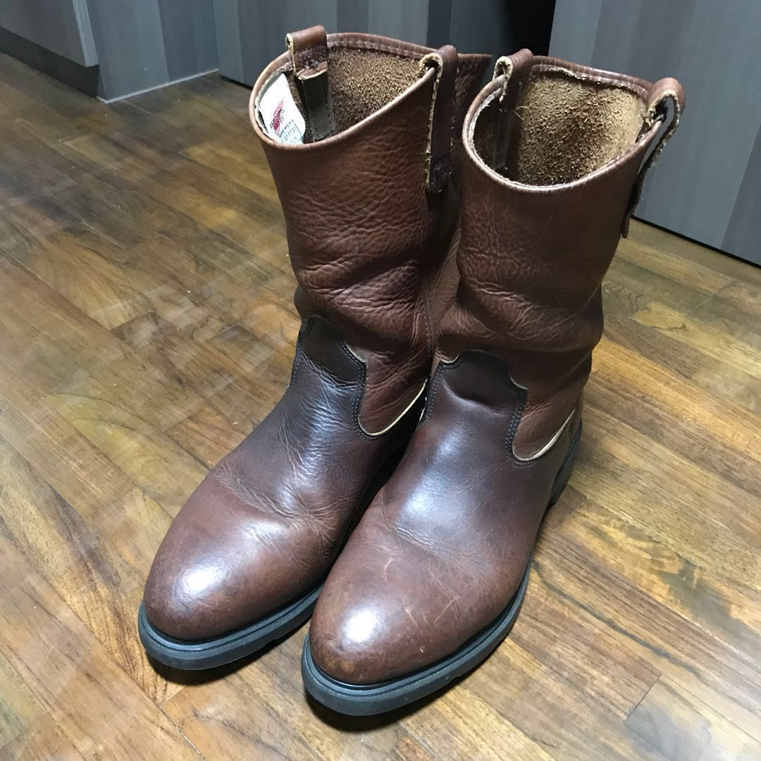 """RED WING Boots Super Sole 11"""" Pull-on"""