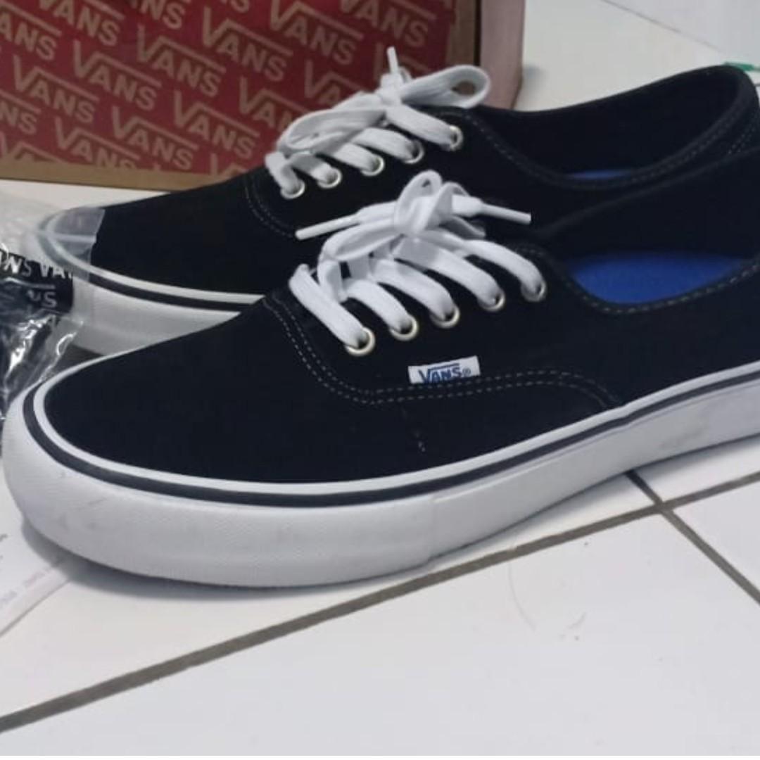 79ac428a80 Sepatu Vans Ori Casual Pro