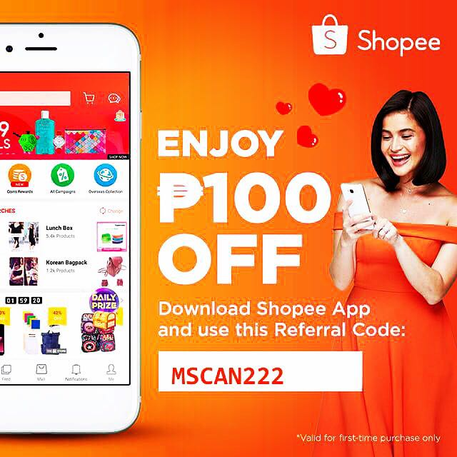 Shopee voucher, Tickets/Vouchers, Gift Cards & Vouchers on Carousell