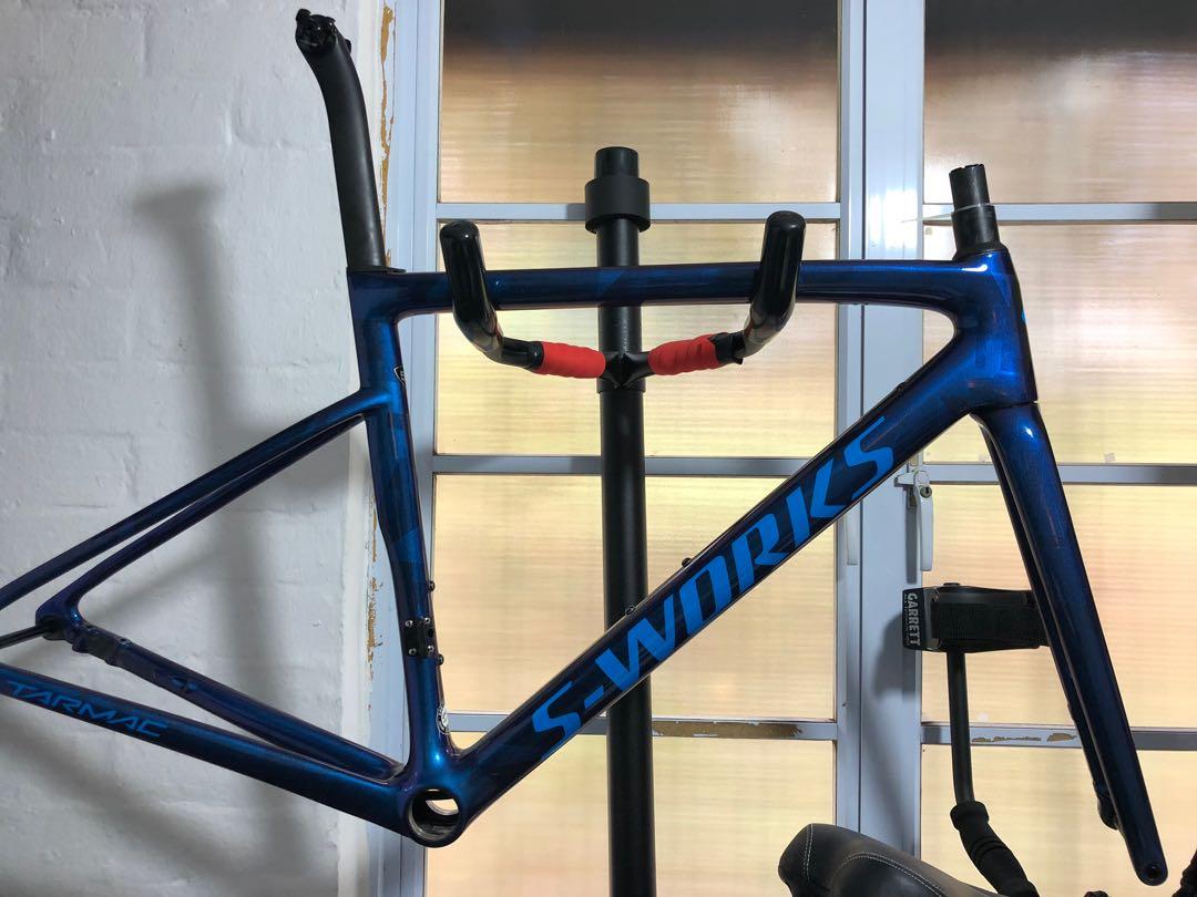 5da048f7b24 Specialized Sworks Tarmac SL6 disc frame sz52, Bicycles & PMDs ...