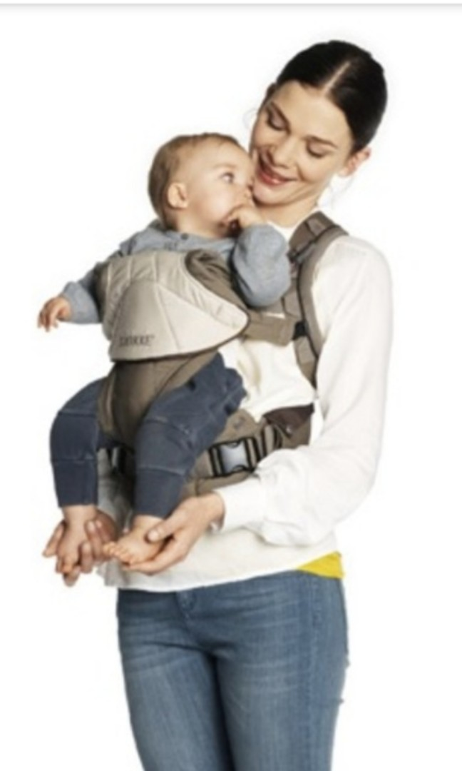 6cb370b178a Stokke mycarrier baby carrier - front facing and inward facing ...
