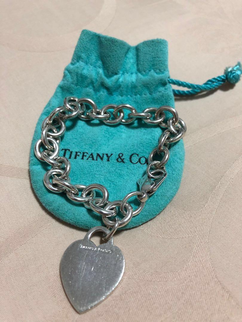 b174fcb65 Tiffany & Co silver bracelet, Women's Fashion, Jewellery, Bracelets ...