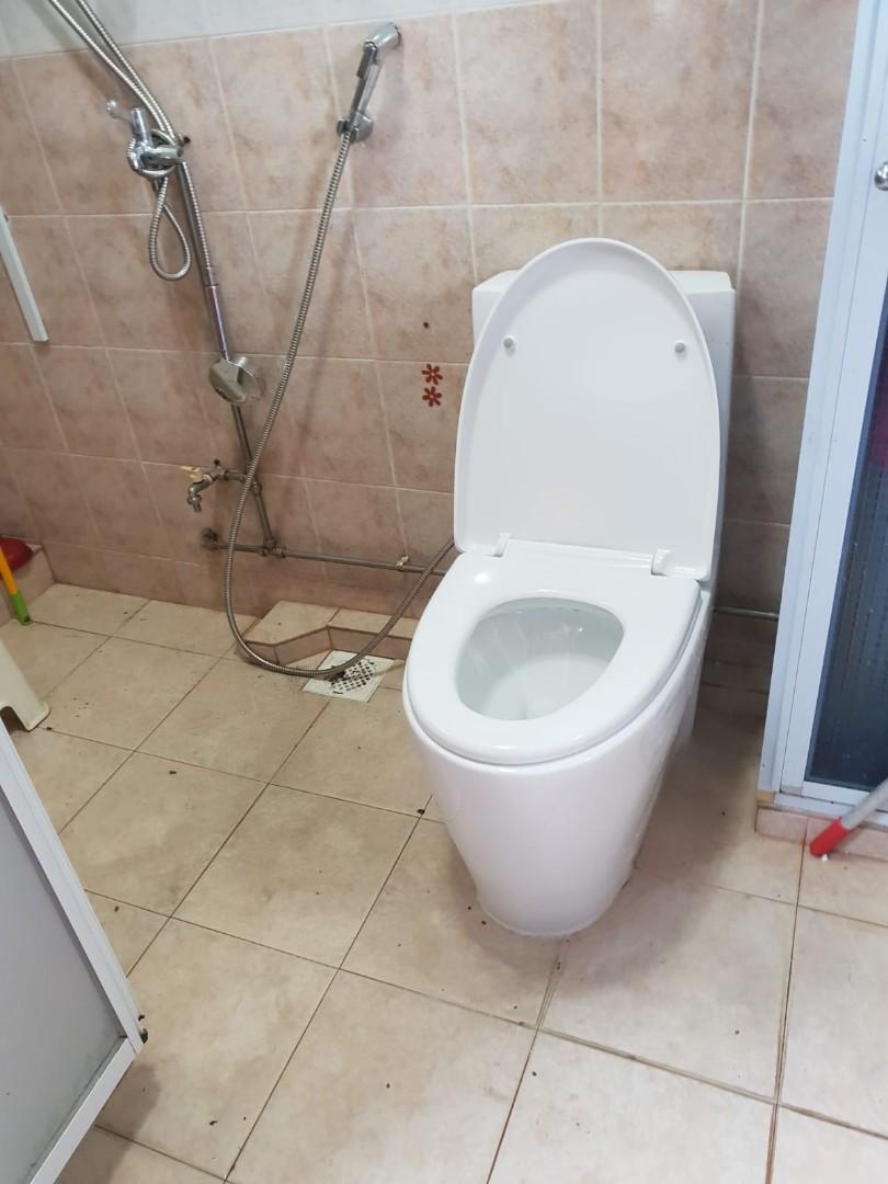 Wc Toilet bowl