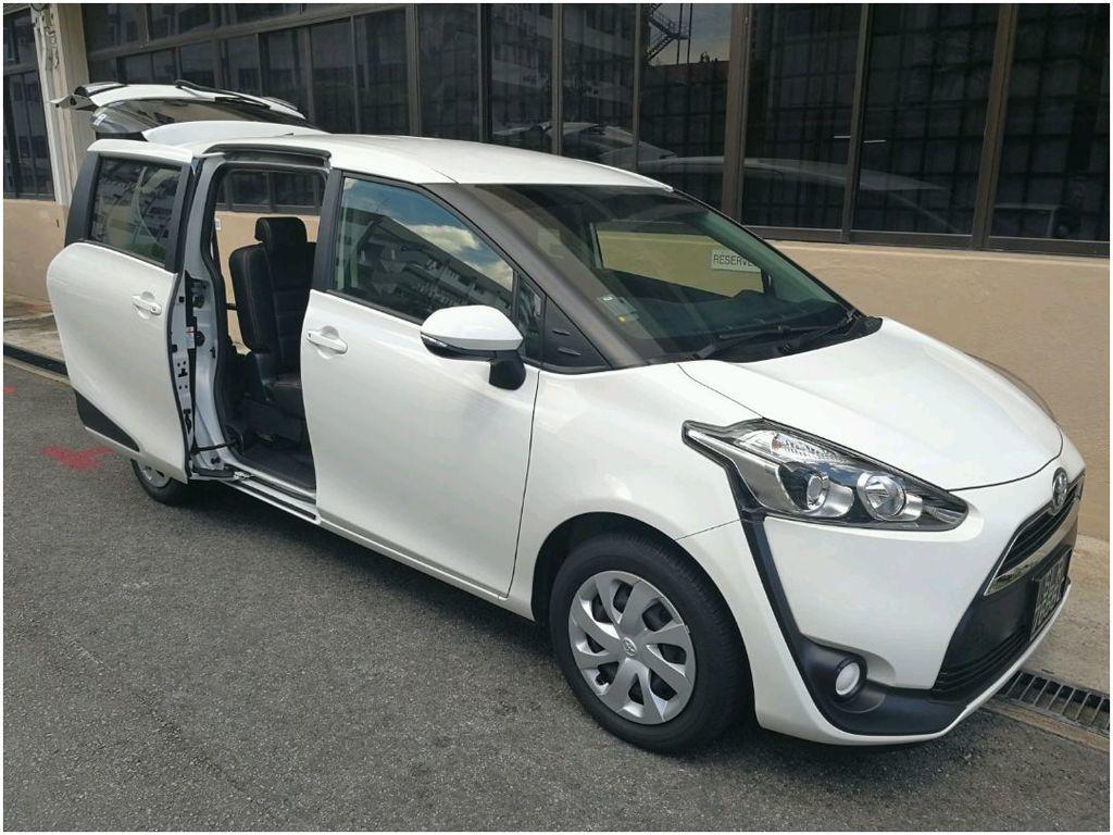 TOYOTA SIENTA WELCAB FOR RENTAL