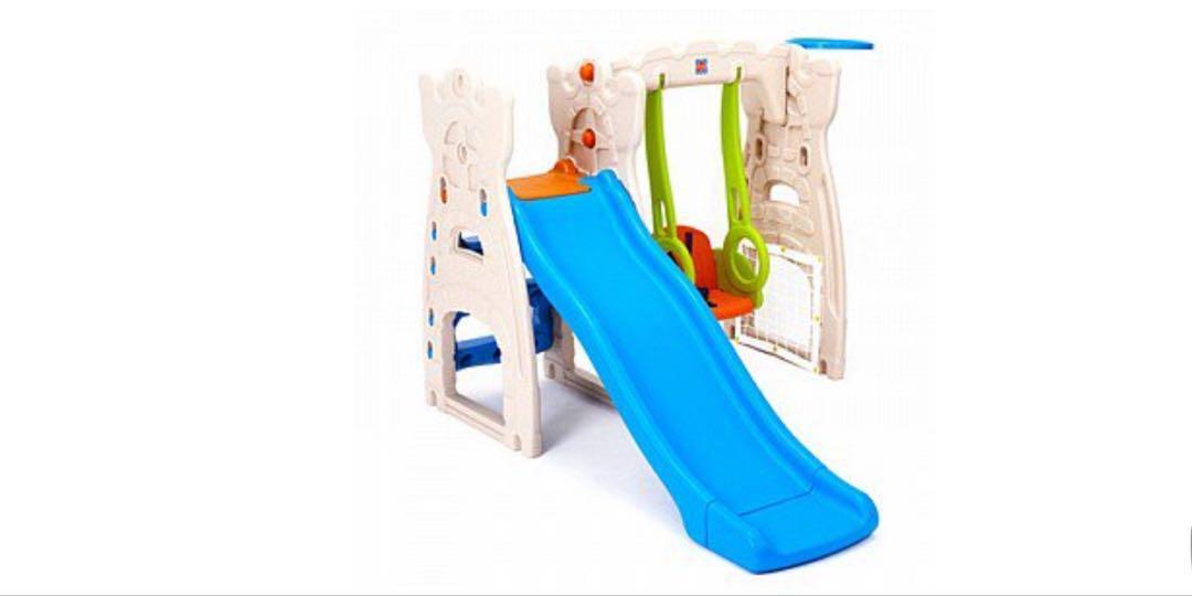 Toys R Us Slide And Swing Set
