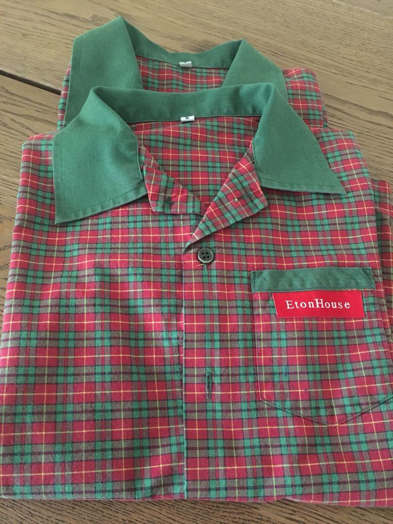 Used Etonhouse school uniforms, Babies & Kids, Boys' Apparel